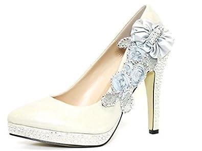 Wedding Shoes Bride Bridal Bridesmaid Prom Shoes