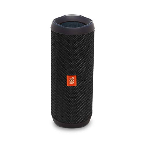 JBL FLIP 4 - Waterproof Portable Bluetooth Speaker - Black