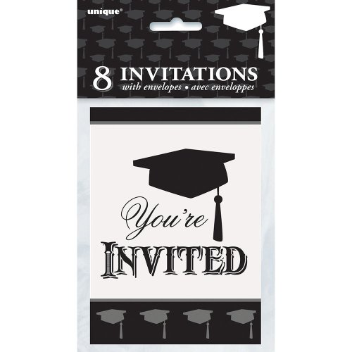 Classic Graduation Invitations, (Invitations Graduation)
