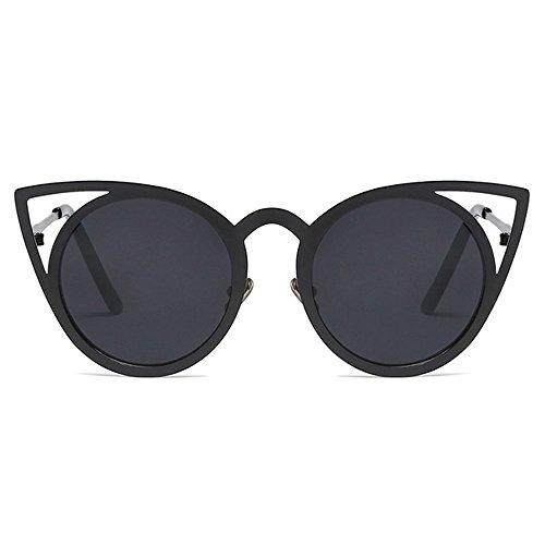 coloridas de C4 BRO sol Gafas de gato CN ojo de wIZqOvPP