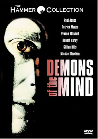 Demons of the Mind (1972) (Thriller Costume Uk)
