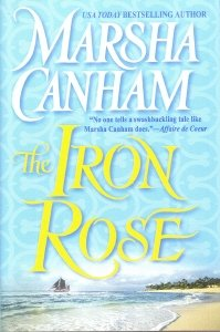 book cover of The Iron Rose