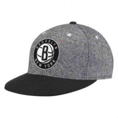 Brooklyn Nets Adidas Snapback NBA Hat Cap Snap Back