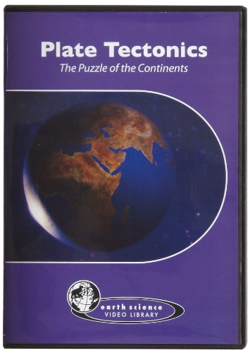 American Educational Plate Tectonics DVD