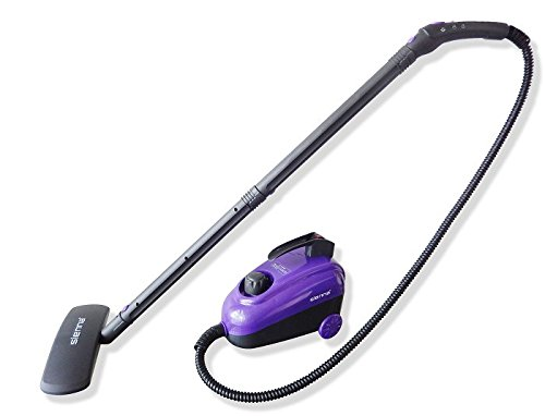 Sienna Eco Steam Cleaner Purple/White SIEN-SSC-0312
