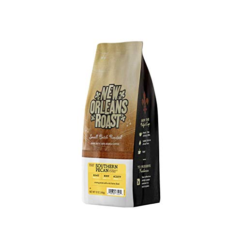 New Orleans Roast Coffee & Tea Southern Pecan Ground Coffee
