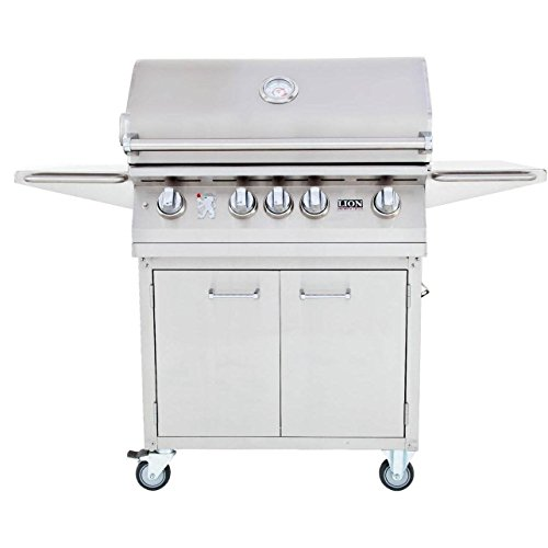 41FHWQtkJxL Lion Gas Grills -- Time for a Cooking Upgrade?