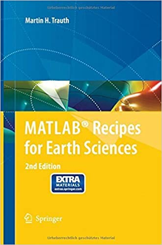 Matlab recipes for earth sciences