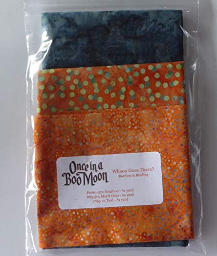 McKenna Ryan~Once in a Boo Moon~Whooo Goes There~Border and Binding~Halloween