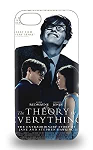 New Snap On For Iphone 6 Phone Case Cover Skin 3D PC Compatible With For Iphone 6 Phone Case Cover American The Theory Of Everything The Theory Of Everything Drama Sci Fi ( Custom Picture For Iphone 6 Phone Case Cover ) Kimberly Kurzendoerfer