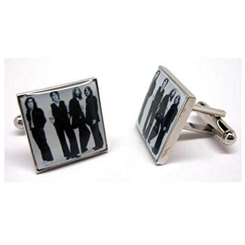 en's Executive Cufflinks Beatles Photo Shot '69 Cuff Links ()