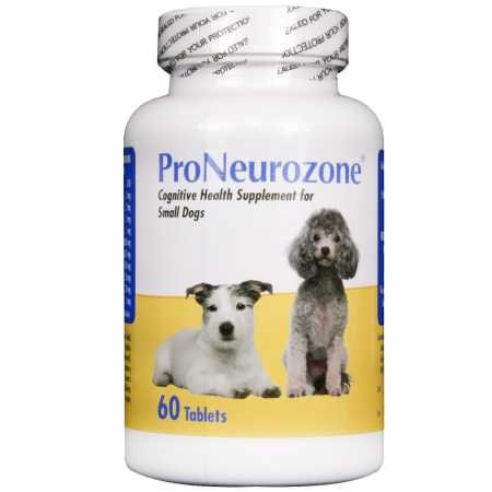 Virbac ProNeurozone Small Dogs (60 Tabs)