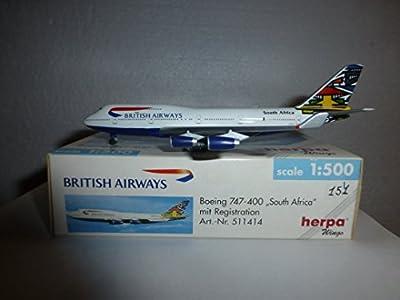 Aircraft Model 151 British Airways Boeing B-747-436