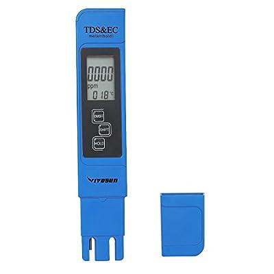 VIVOSUN PH TDS Meter