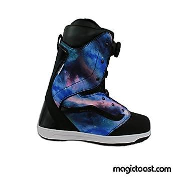 d739db211e Vans Encore Boa Women s Snowboard Boots Galaxy Black Ladies Girls UK ...