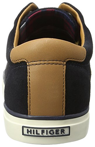 Homme 403 Hilfiger 2b Bleu Sneaker Basses W2285ilkes Tommy Midnight f1Z4XZ