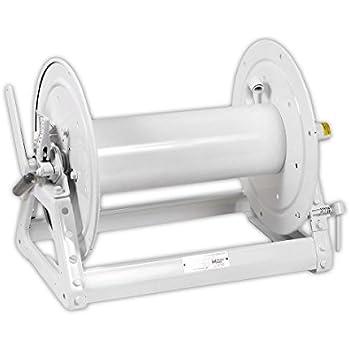 Hannay manual rewind hose reel 1526 17 18lt for Hannay hose reel motor
