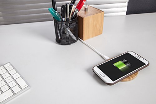 Wireless Charging Beautiful Wasserstein Qi enabled