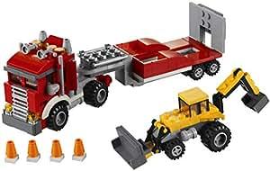 Lego - Creator - Construction Hauler Toy Building Set (31005)