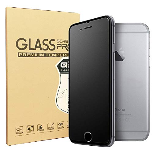 iPhone 8 Plus/iPhone 7 Plus Screen Protector, Mr.karl 9H Hardness Tempered Glass Anti-Fingerprint Anti-Glare Film for iPhone 7&8 Plus 5.5 inch, Ultra Slim Touch Smooth as Silk (iPhone 7/8 Plus)