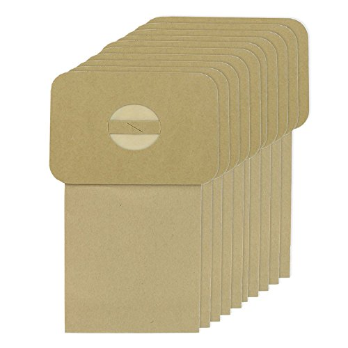 Spares2go Strong Dust Bags For Volta U240 U241 Vacuum Cleaner (Pack Of 10)