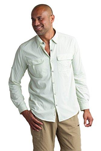ExOfficio Men's Insect Shield Halo Check Shirt