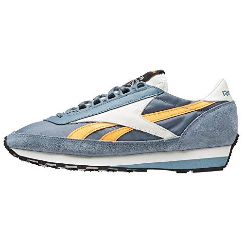 Reebok Schuhe – Aztec Og grau/weiß/orange Größe: 44