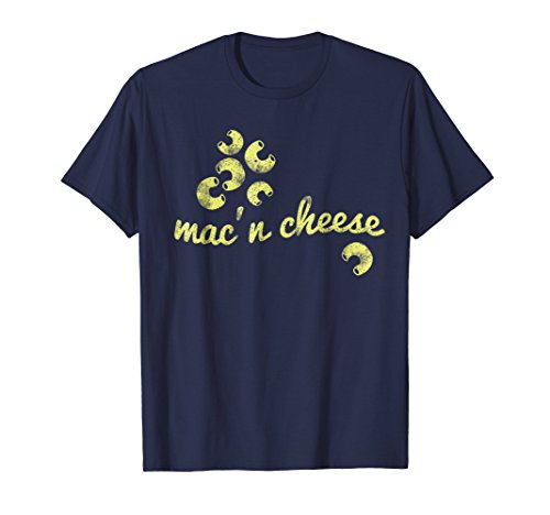 Classic Retro Vintage Mac'n cheese t-shirt - Fun Chef humour (N Shirt Cheese Mac)