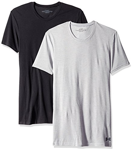 Under Armour Men's Core Crew Undershirt – 2 Pack