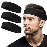 Tanluhu Sweatband Headband/Wristband Perfect for