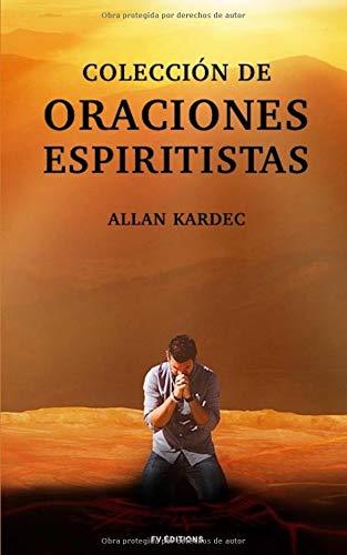 Colección de Oraciones Espiritistas Letra Grande  [Kardec, Allan] (Tapa Blanda)