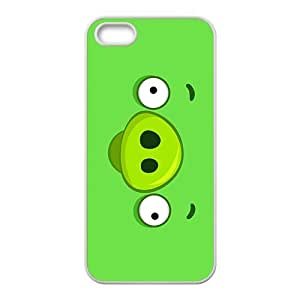 diy zhengCool-Benz Green Angry birds space Phone case for iPhone 6 Plus Case 5.5 Inch /