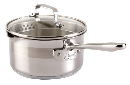 Emeril By All Clad E884sc Chef S Stainless Steel Cookware