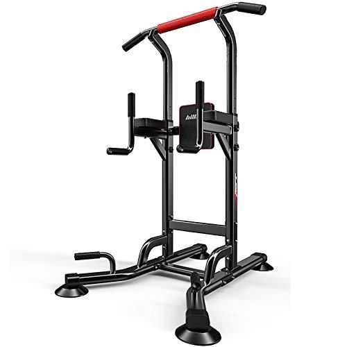 YIN QM Multifunctionele verstelbare voedingskooi, voor gewichtheffen bodybuilding en krachttraining, voor thuis gym full…