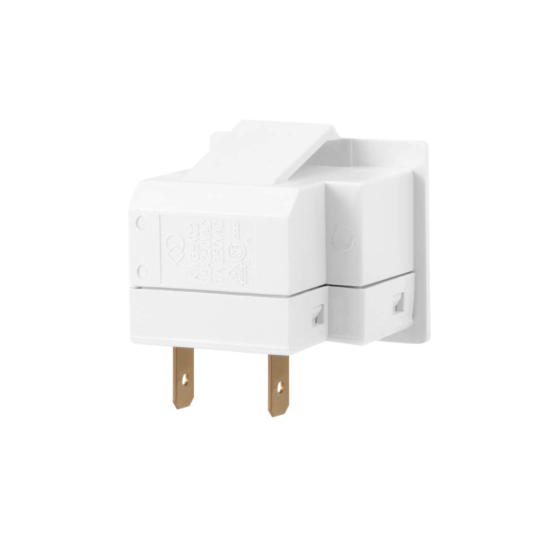 uxcell Refrigerator Door Light Switch Momentary Fridge Switch Normally Closed 250V 0.5A for GE Whirlpool LG Maytag Admiral Amana 2pcs