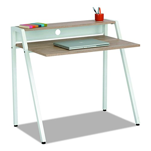 Safco Products 1951WH Studio Writing Desk, White by Safco Products