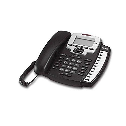 New Cortelco Multi Feature Telephone Speakerphone 2.5 Mm Headset Jack Desk Wall Mountable (Cortelco 2 Line Phone)