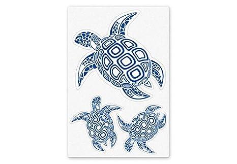 Anti-Rutschsticker Schildkröten Set Badausstattung 3er Set - LK-Trend & Style