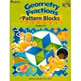 Geometry and Fractions with Pattern Blocks, Barbara Bando Irvin, 1569119759