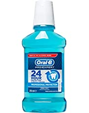 Oral-B Pro-Expert Professional Protection Mouthwash - Fresh Mint, 250ml - 2724591291491