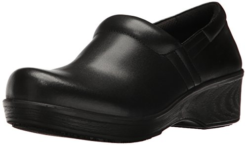 Dr. Scholl's Shoes Women's Dynamo Work Shoe, Black, 8.5 W US