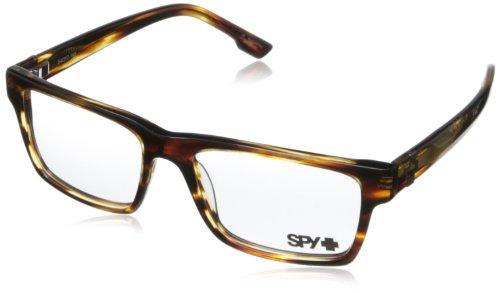 Spy Drake Rectangular Eyeglasses,Cuban Smoke,54 - With Glasses Drake