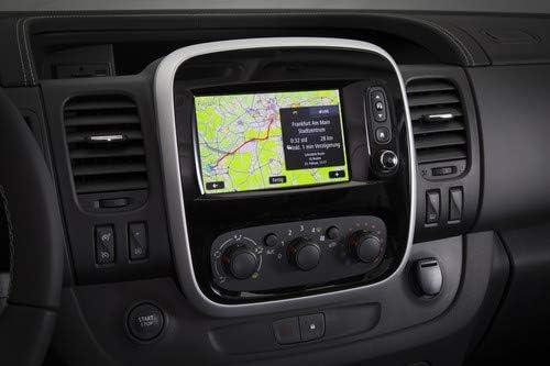 West Europe 2019 SD Card GPS Opel Navi 80 NAVI80
