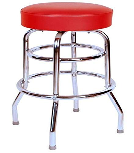 Double Backless Stool - 6