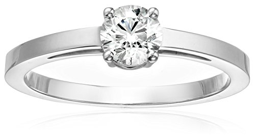 House-of-Eleonore-Dutch-Light-Bridal-White-Gold-Round-Cut-Solitaire-Laboratory-Created-Diamond-Engagement-Ring-12cttw-F-G-Color-VS1-VS2-Clarity-Size-7