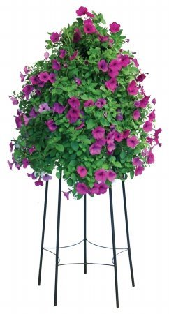 Rush Creek Designs PST1018 18-Inch Cascading Flower Stand
