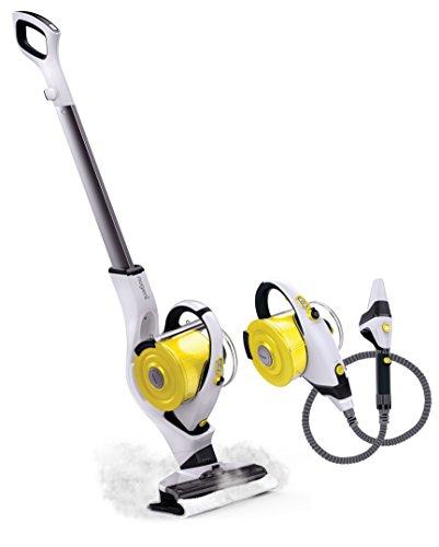 Nugeni Steam+ All-in-One Handheld Steamer and Steam Mop