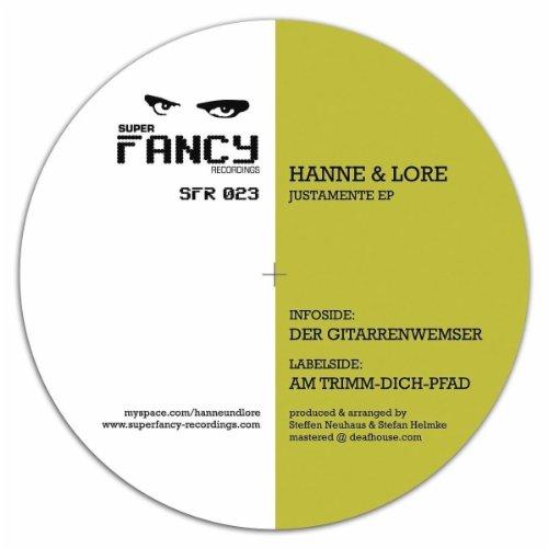 Hanne and Lore Justamente EP