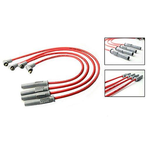 ark Plug Wire Cable For Honda Civic DOHC B16A B16B B18C VTEC ()