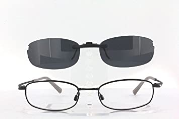 NIKE 4232-51X18 POLARIZED CLIP-ON SUNGLASSES (Frame NOT Included)